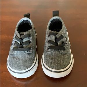 """Toddler """"The Authentic"""" Vans size 4"""